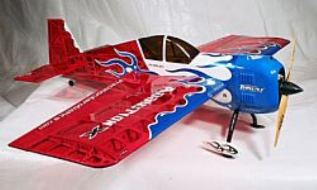 Aeromodelo Addiction-X ARF Precision Aerobatics